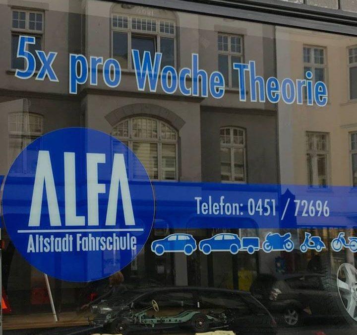 Altstadt Fahrschule hat sein/ihr Profilbild …